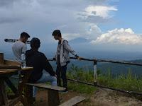 Wisata gunung kunir desa Benowo spot SUNRISE & SUNSET