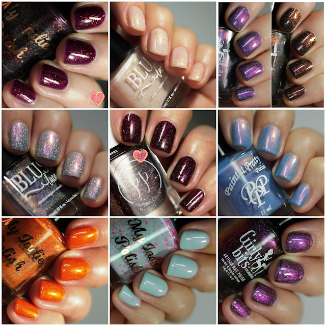 Top 10 Polishes 2019 by Streets Ahead Style