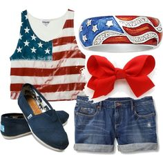 4th of July Outfits For Juniors