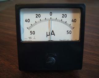 amperemeter alat ukur besaran pokok kuat arus listrik