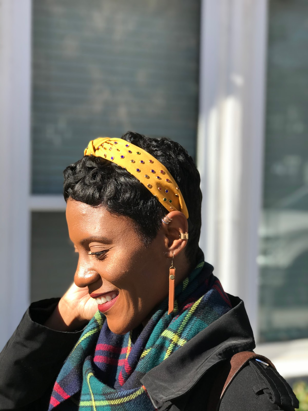 Quick OOTD Diary: Headbands Are Making A BIG Comeback And I Am SOOOOO Happy About It!