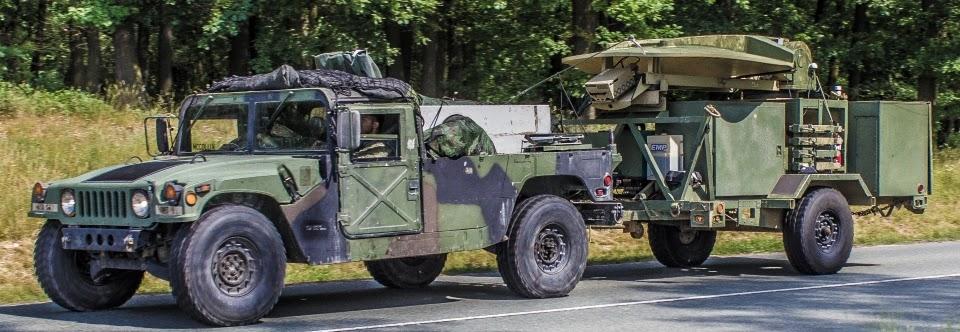 Аналіз напрямків розвитку систем радіозв'язку НАТО
