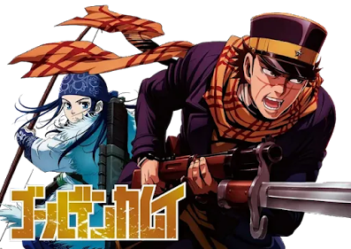 انمي Golden Kamuy