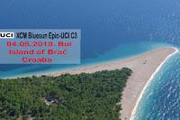 XCM BLUESUN EPIC UCI C3 Bol slike otok Brač Online