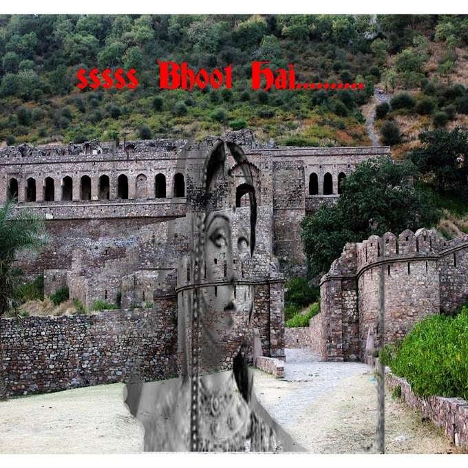 The Story of Bhangarh Fort Rajasthan || Most Haunted Places Rajasthan