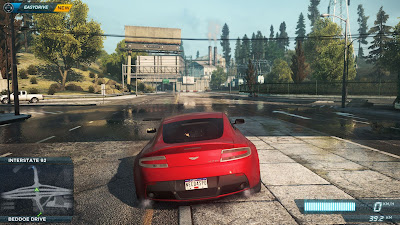 Download Need For Speed Most Wanted 2012 Highly Compressed Game For PC