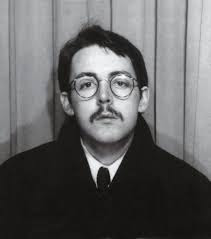 Paul McCartney in disguise