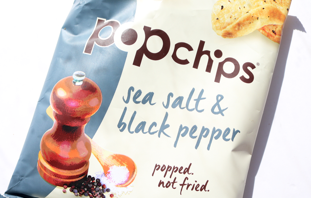 Pop Chips Sea Salt and Black Pepper