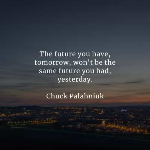 Future quotes that will help you keep a positive outlook