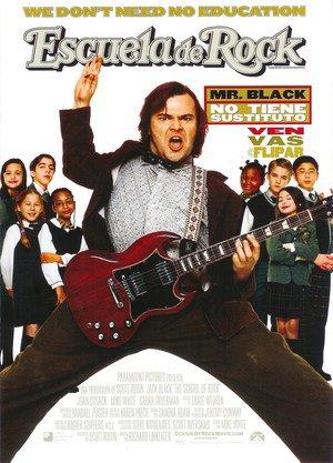 Poster School of Rock 2003