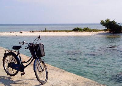 foto terbaru pulau tidung