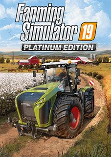 Farming Simulator 19 Platinum Edition Torrent (PC)