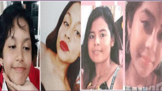 Cuatro menores desaparecieron en Veracruz en 2 días ¿Y QUE HACE AMLO CON LA INSEGURIDAD? se preguntan en redes