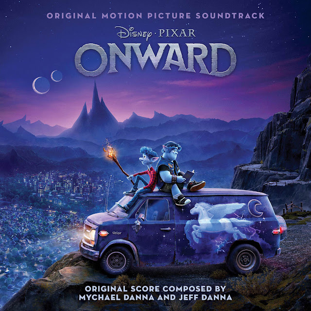 Pixar Onward Soundtrack