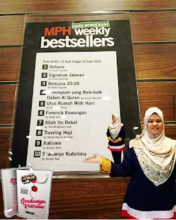 MPH weekly Top 10 bestseller September