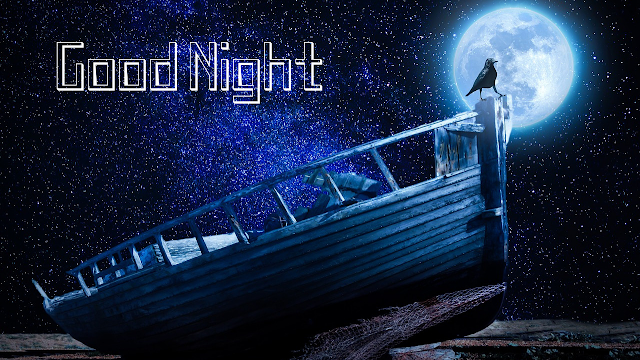 good night images friends