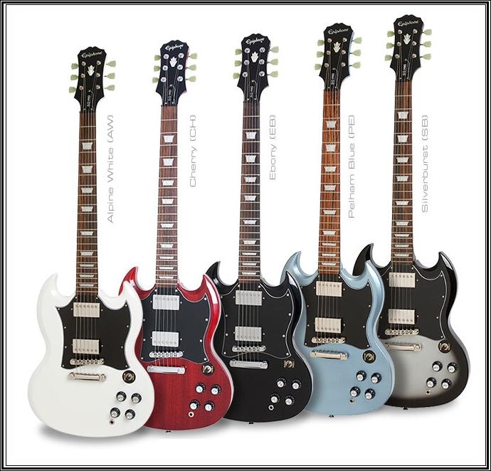 guitars blog the epiphone ltd edition 1966 g 400 pro. Black Bedroom Furniture Sets. Home Design Ideas