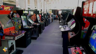 Museo del Videojuego Arcade Vintage de Ibi
