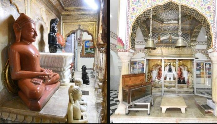 500-year-old idols from Jain temple in Jaipur