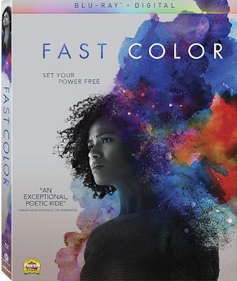 Fast Color [2018] [BD25] [Subtitulado]