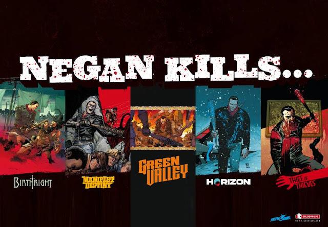 Negan Kills