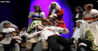 FOTO 1 Las picardías de Scapin | Teatro Libre