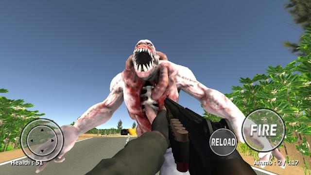 zombie-evil kill -dead-horror-fps