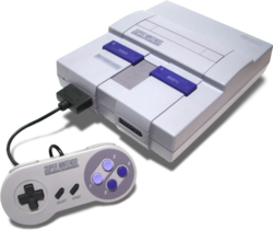 SnesGT. Emulador de Super Nintendo