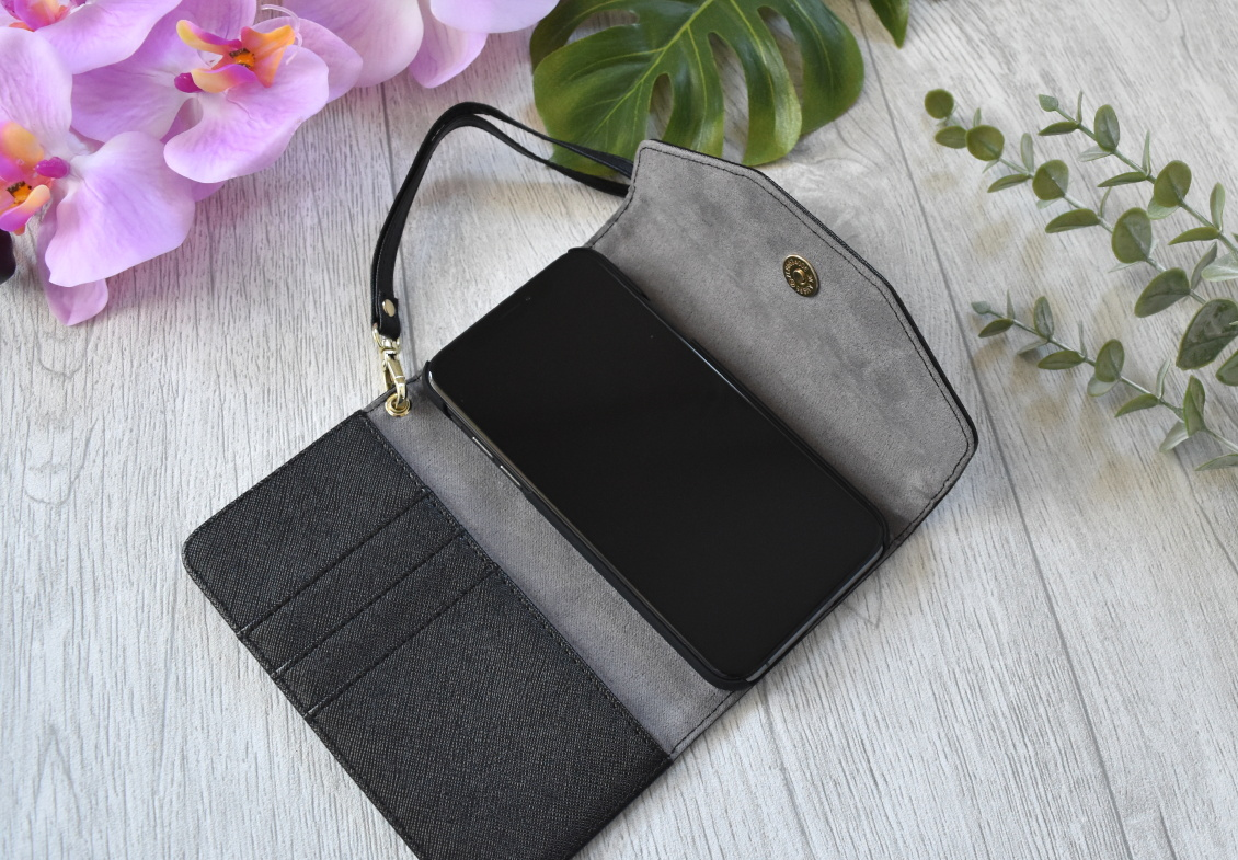 Stylischer Schutz fürs Handy - Handyhüllen iPhone 6s und iPhoneXs - iDeal of Sweeden Mayfair Clutch