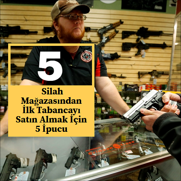silah mağazaları