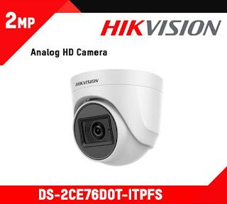 HIKVISION DS-2CE76D0T-ITPFS 2.8MM