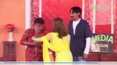 Iftikhar Thakur Stage Drama