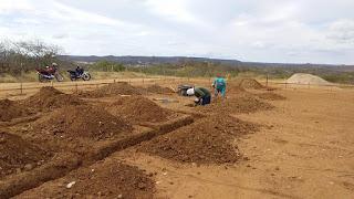 Empresa inicia construção do novo abatedouro de Picuí