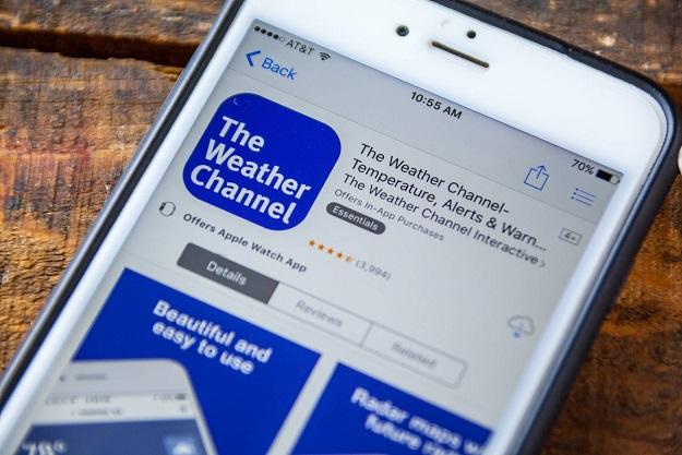 The Weather Channel - Η έγκυρη ιστοσελίδα πρόγνωσης καιρού της IBM με εφαρμογή για όλες τις συσκευές