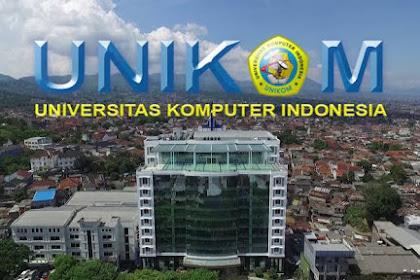 Biaya Kuliah UNIKOM Indonesia terbaru Semua Jurusan