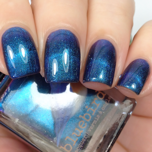 Bluebird Lacquer-Hauntingly Familiar