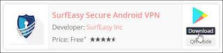 تحميل تطبيق SurfEasy VPN للاندرويد