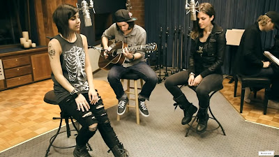 Krewella - Alive ( #Acoustic Version )