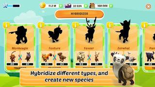 Zoo Evolution Mod APK