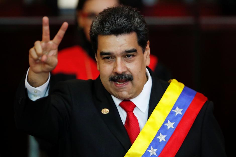 Borderland Beat Venezuelan Leader Maduro Charged By Doj