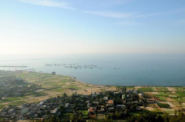 Lập hồ sơ công viên địa chất toàn cầu cho Lý Sơn - Bình Châu