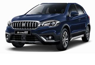 Suzuki New SX4 S-CROSS