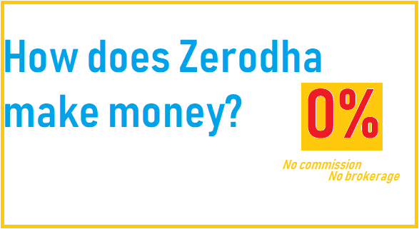 How does Zerodha make money