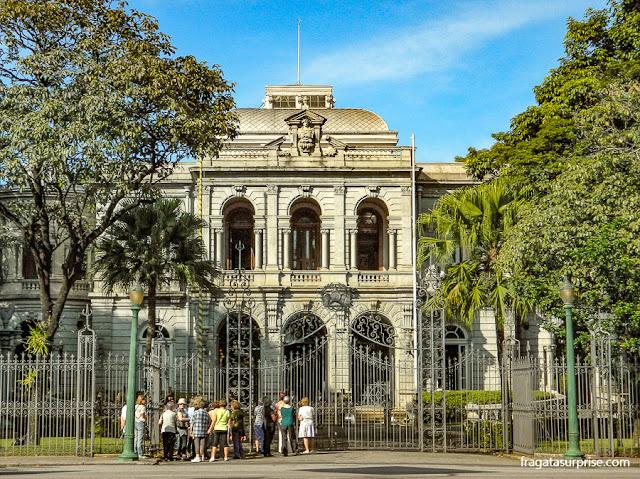 Palácio da Liberdade, Belo Horizonte