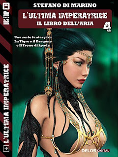 Il Libro Dell'Aria (L'Ultima Imperatrice) PDF