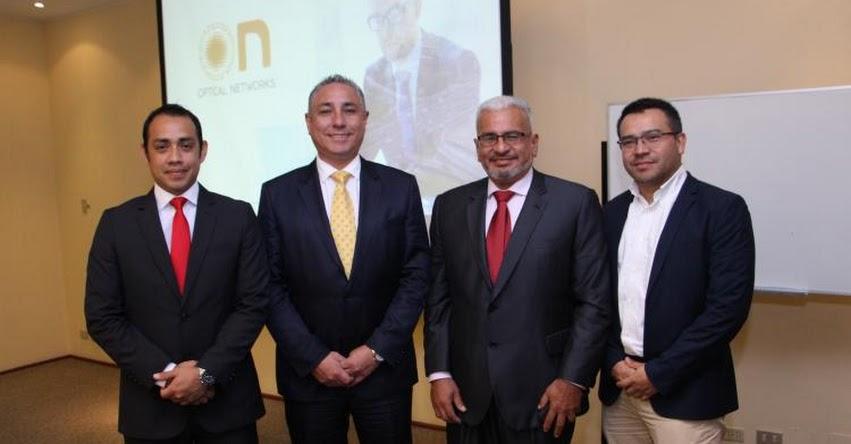 Optical Networks se relanza como «ON» y se convierte en la empresa peruana líder en telecom para el sector corporativo
