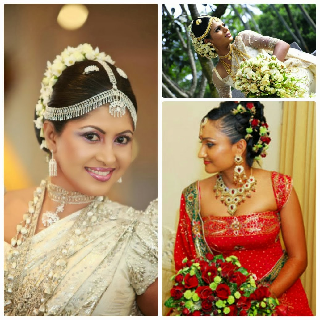 Wedding Hairstyles Sri Lanka Vizitmir