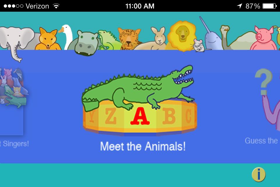 Animal Alphabet Singers Review