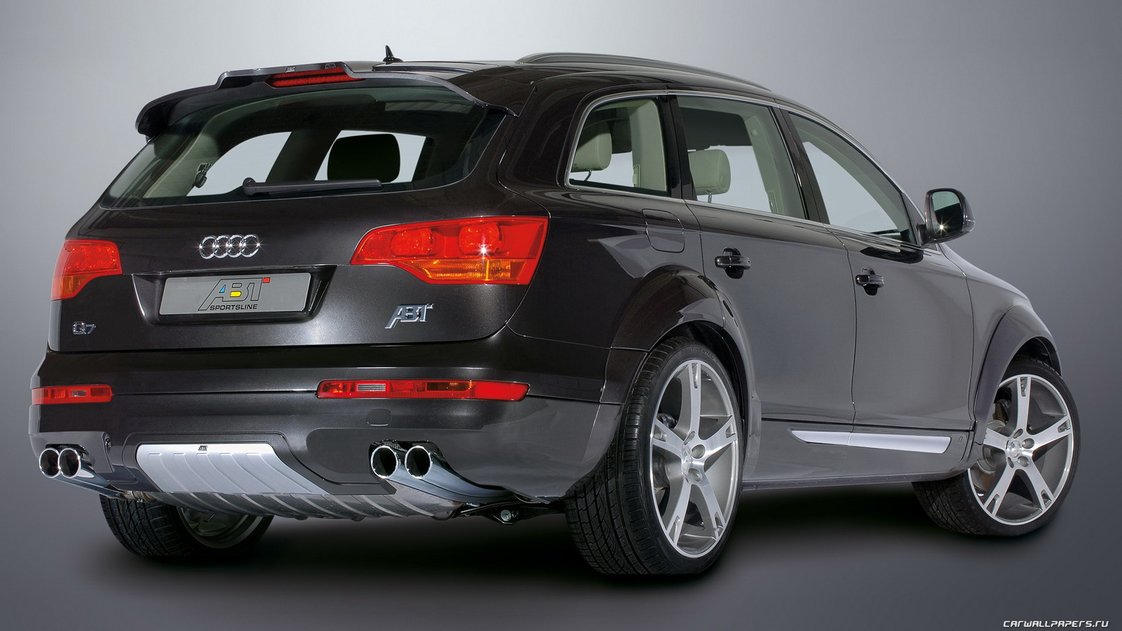 2006 abt audi q7 all types of car wallpapers. Black Bedroom Furniture Sets. Home Design Ideas