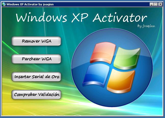 windows xp home activator